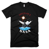 NASA T-Shirt - Inspired by the Insignia for NASA's STS-51-F Mission