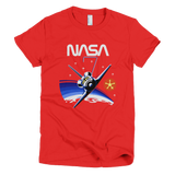 NASA T-Shirt - Inspired by the NASA STS-7 Mission Patch