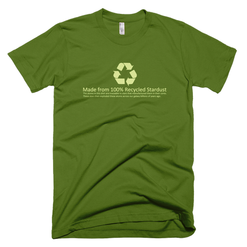 Recycled Stardust shirt (Green)