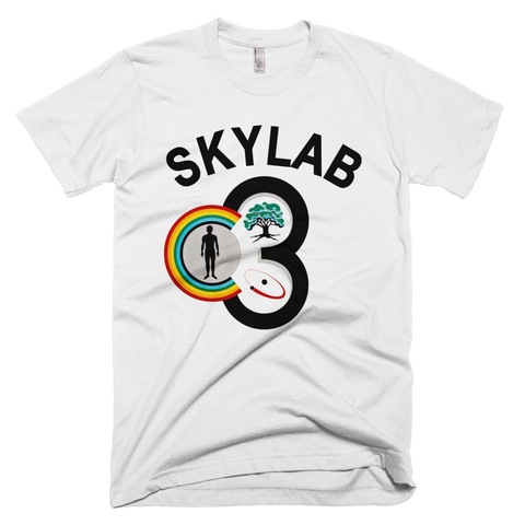 Skylab 4 t-shirt - NASA's Skylab 4 (SL-4 & SLM-3) Inspired graphic tee