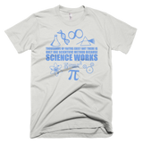 Science Works t-shirt