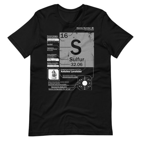 Sulfur S 16 | Element t shirt