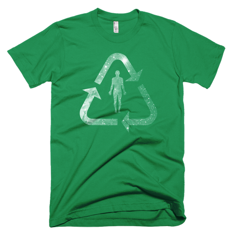 We Are All Recycled Stardust t shirt