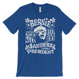 Bernie Sanders for President 60's style t shirt - Hippie tee