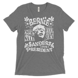 Bernie Sanders for President 60's style t shirt - NOT FOR SALE - FEEL THE BERN tee