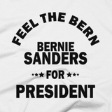 Bernie Sanders for President - FEEL THE BERN (Close-Up)