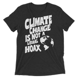 Climate Change is not a Liberal Hoax t-shirt