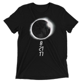 Solar Eclipse 8 21 2017 graphic tee