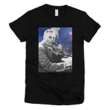 Edwin Hubble graphic astronomy t shirt