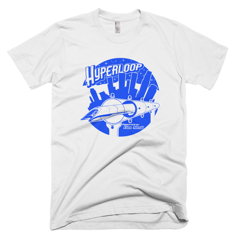 HYPERLOOP t shirt (White)