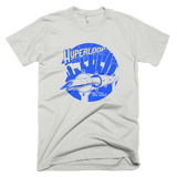 HYPERLOOP t shirt (Silver)