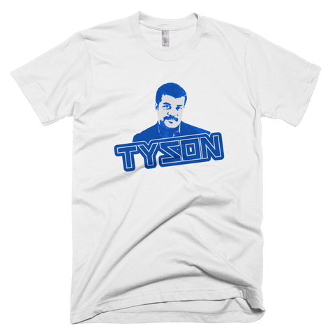 Neil deGrasse Tyson shirt (White)