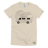 Feynman Diagrams t shirt