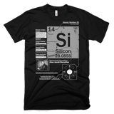 Silicon t shirt