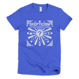Skepticism shirt Women's (Blue)
