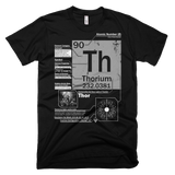 Thorium t shirt