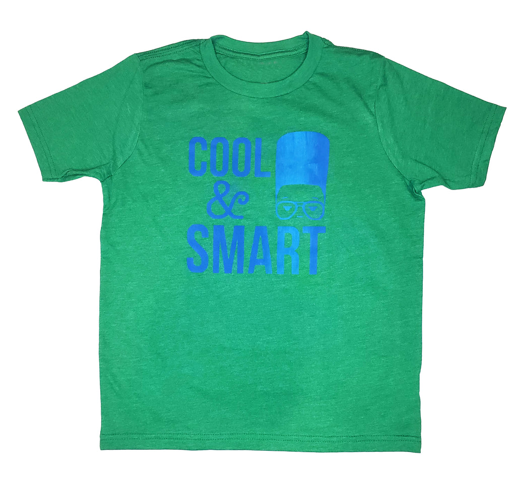 Fly Nerd Cool & Smart Youth Tee