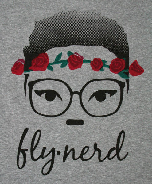 Fly Nerd Flower Child