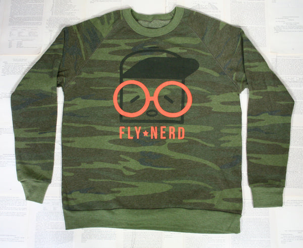 Fly Nerd The Original Sweatshirt