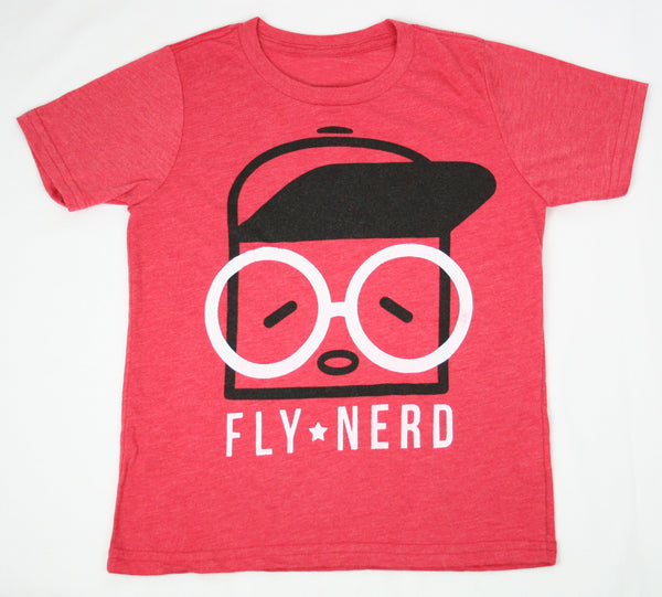 The Original Fly Nerd Unisex Youth Tee