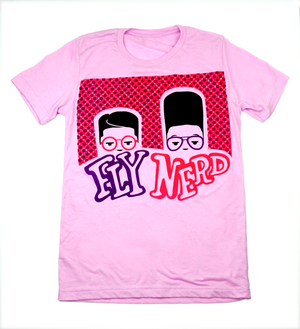 Fly Nerd Too Hype Unisex Tee