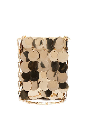 Paco Rabanne Sparkle 1969 Oversized Sequin Shoulder Bag - Current Season
