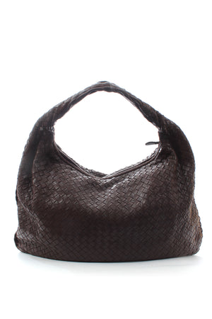 Bottega Veneta Intrecciato Leather Shoulder Bag - Limited Edition