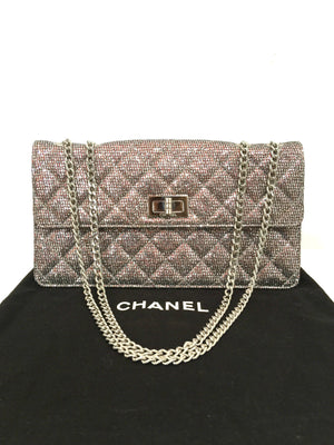 Chanel Classic 2.55 Reissue Metallic Bag, Women's Handbags, Chanel, Closet Upgrade - Closet-Upgrade