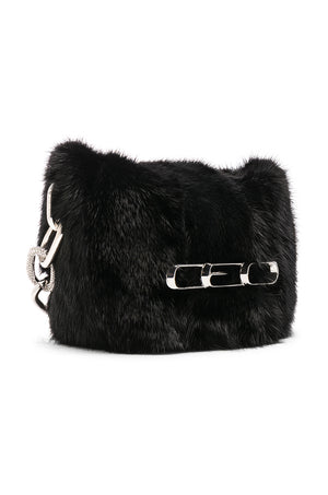 Alexander Wang Micro Mini Mink Bag