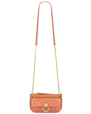 Chloé 'Tess' Mini Leather Crossbody Bag