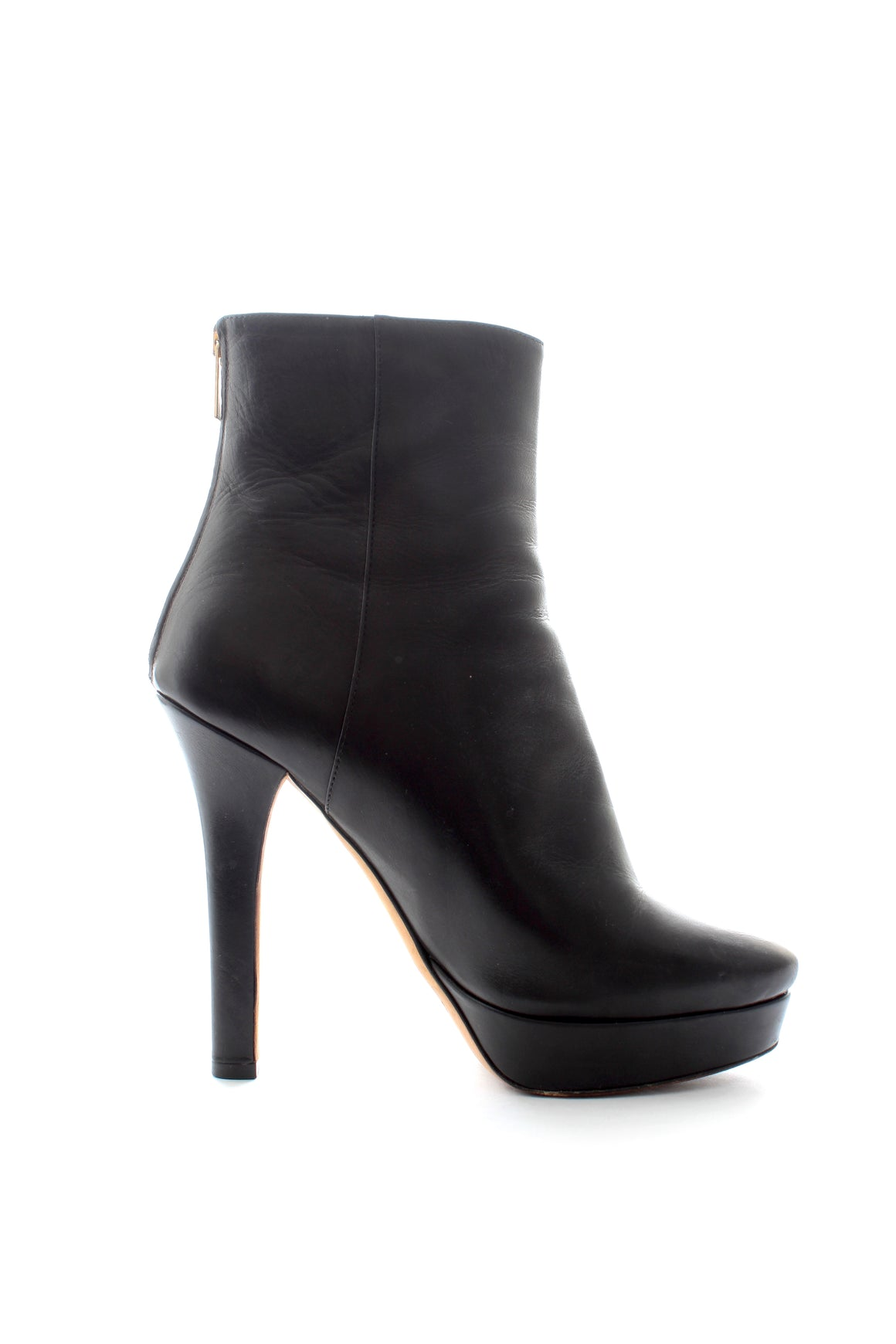 Jimmy Choo 'Magic' Platform Leather Ankle Boots