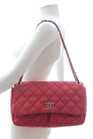 Chanel Limited Edition Large Leather Flap Bag (A67725)