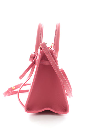 Mansur Gavriel Mini Mini 'Sun' Leather Tote Bag