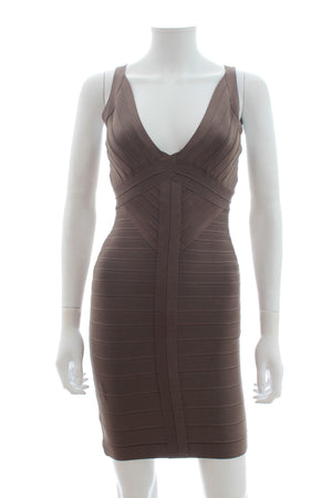 Herve Leger 'Trista' Sleeveless Dress