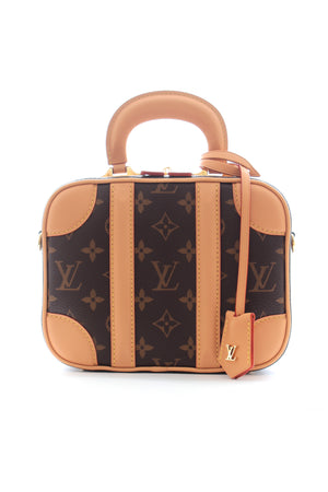 Louis Vuitton Valisette BB Monogram Canvas and Leather Bag - Fall-Winter 2019 Collection