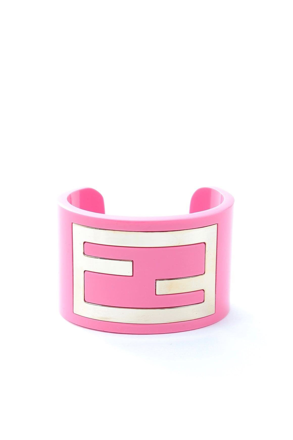 Fendi The Fendista Plexiglass Bracelet