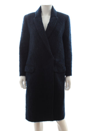 By Malene Birger 'Rocket' Wool-Mohair Coat