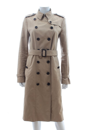 Burberry 'The Sandringham' Long Trench Coat