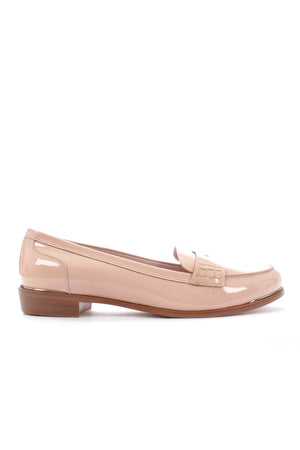 Miu Miu Patent Leather Loafers