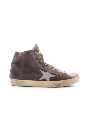 Golden Goose Francy Distressed Sneakers