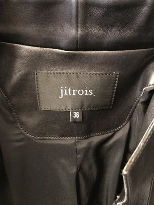 Jitrois Lambskin Leather Jacket, Coats & Jackets, Jitrois, Closet Upgrade - Closet-Upgrade