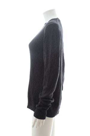 T by Alexander Wang Silk and Cotton Blend Sweater