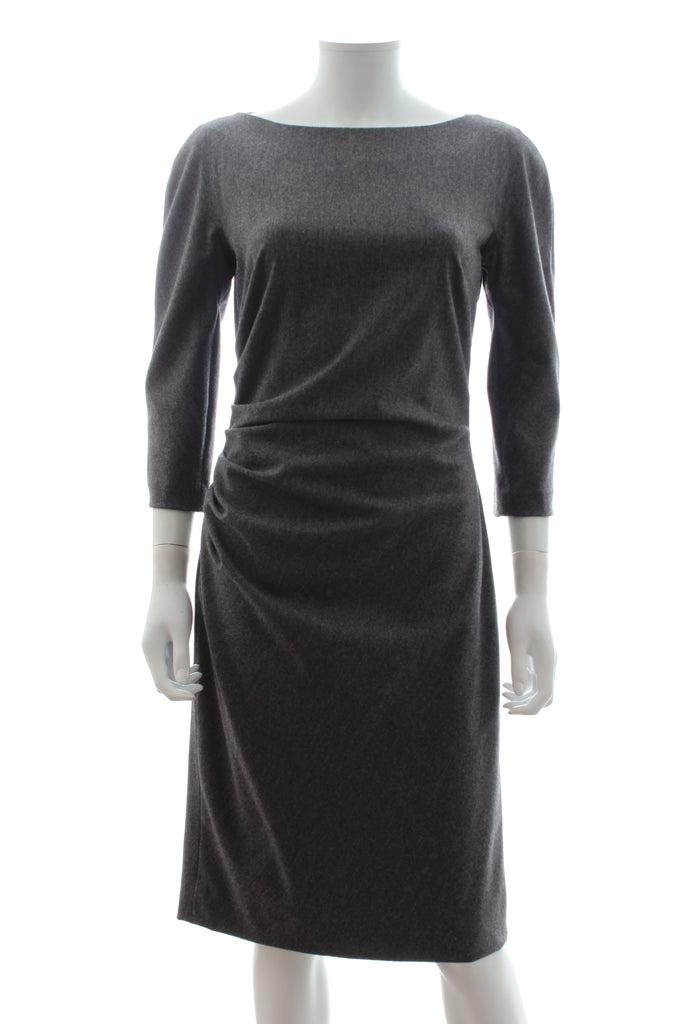 Dior Wool-Angora Blend Dress