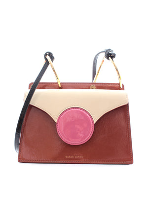 Danse Lente Mini Phoebe Leather Shoulder Bag