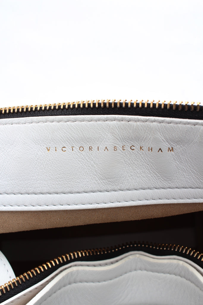 Victoria Beckham 'Tissue' Leather Bag