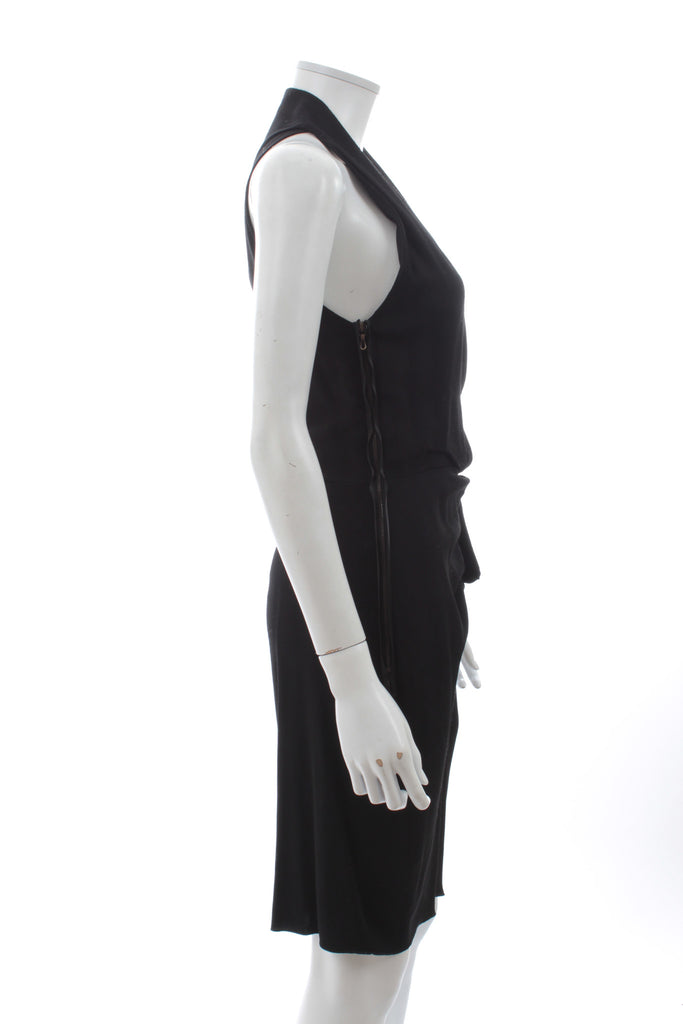 Lanvin Sleeveless Draped Dress, Dresses, Lanvin, Closet Upgrade - Closet-Upgrade