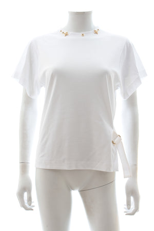 Louis Vuitton Side Strap Cotton T-Shirt - Current Season 2020 Collection