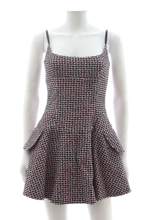 Alexander Wang Tweed Mini Dress - Current Season