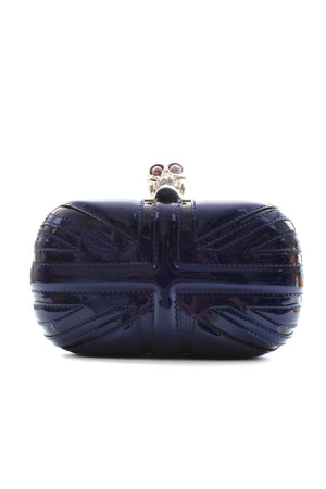 Alexander McQueen Union Jack Leather Clutch