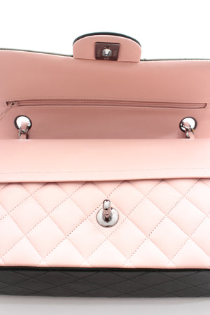 Chanel Tri-Colour Quilted Leather Medium Flap Bag - Limited Edition Style